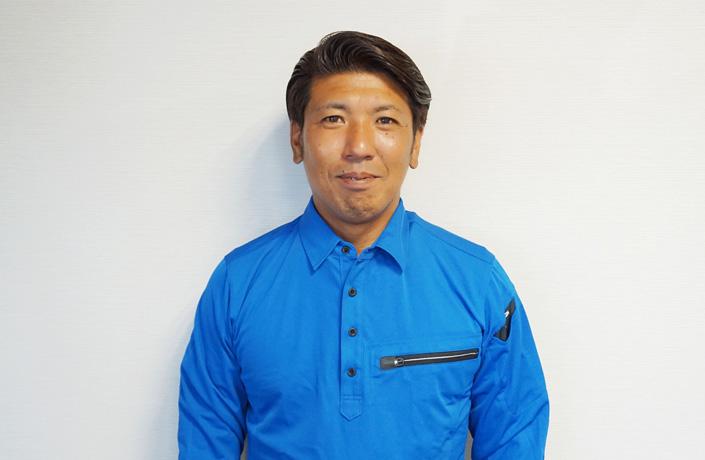 営業 丸目 直仁(マルメ ナオヒト)
