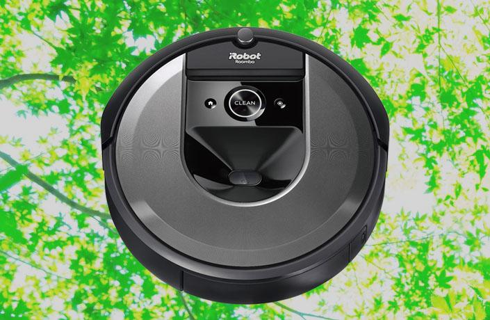 ロボット掃除機 ルンバi7